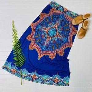 INC International Concepts Beach Maxi Skirt